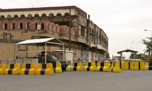 US embassy Yemen Sanaa