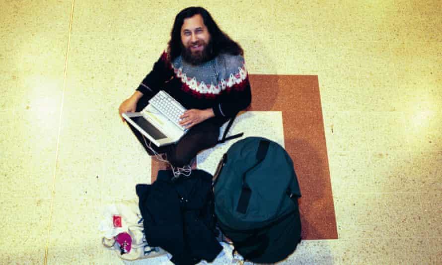 GNU Project founder Richard Stallman sees Shellshock as a 'blip'
