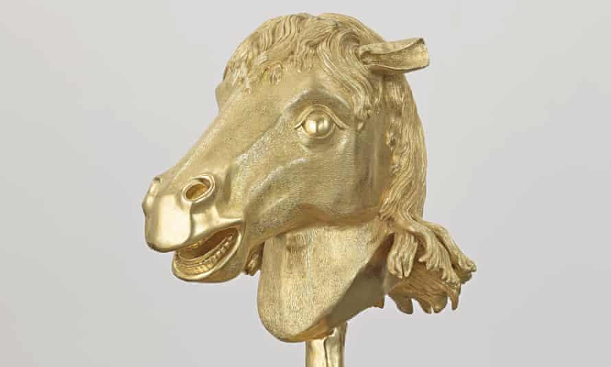 Horse, by Ai Weiwei