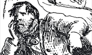 """""""A detail from the cover of Bleak House by Charles Dickens"""""""