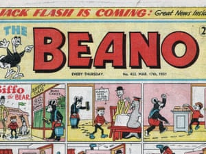 The Beano sold 2m copies a week at its peak, but is now reinventing itself as a digital brand.