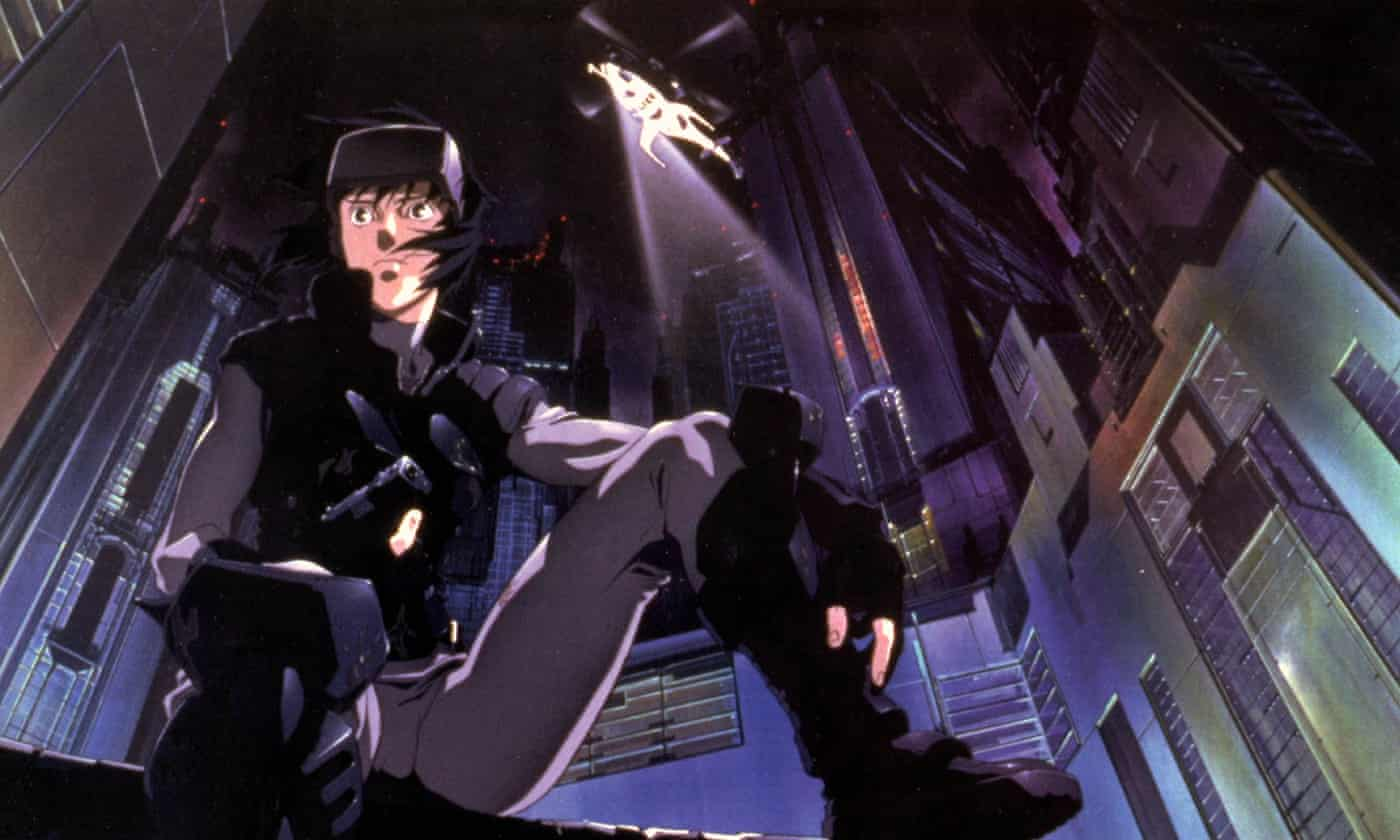 Ghost in the Shell review – a rare slice of adult animation fantasy