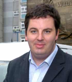 Andrew Percy, MP