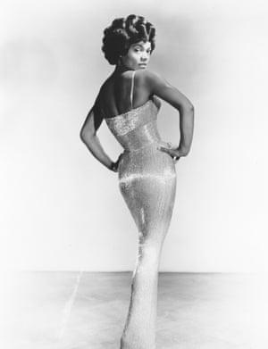Eartha Kitt in the 1970s