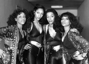 Sister Sledge in 1981