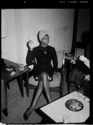 Nina Simone photographed by Charles 'Teenie' Harris in 1965