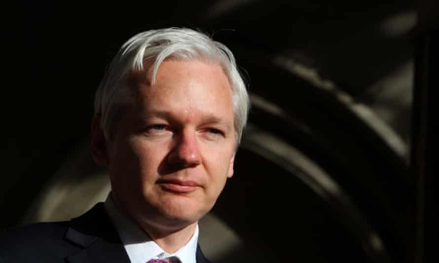 Virtual reality: WikiLeaks founder Julian Assange will address the Nantucket Project via hologram.