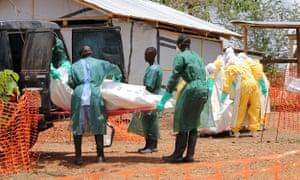 ebola hospital sierra leone Unreported World: Surviving Ebola C4