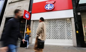 Phones 4u shut on 15 September after the mobile network EE became the last to withdraw support.