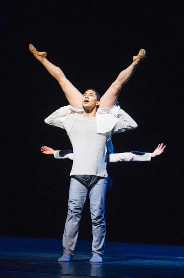 Royal Swedish Ballet's Juliet & Romeo.
