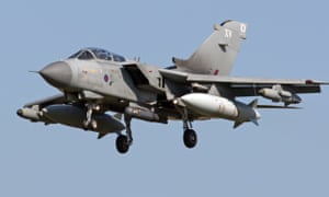 RAF Tornado GR4 fighter bombers stationed in Cyprus are on stand-by to launch Britain's first air strikes against ISIS in Iraq.