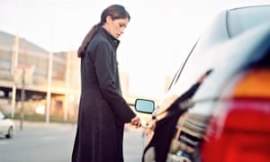 shared economy motorist