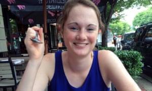 Missing University of Virginia student Hannah Graham.