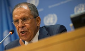 Russia's Sergei Lavrov: the US cannot change the cold war ...