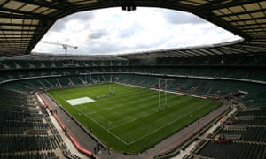 Rugby Union - World Cup Stadiums Twickenham
