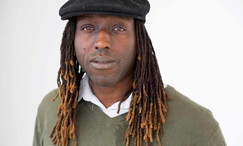 Forward prize-nominated Kei Miller. He was recently named one of 20 Next Generation poets by the Poe