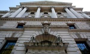 HM Treasury building