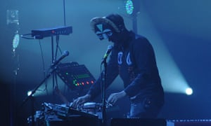 Sbtrkt Review Revelling In Mystery Music The Guardian