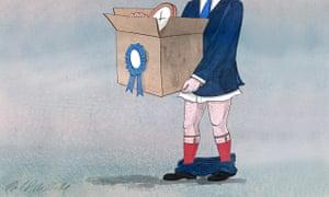 Phil Disley illustration onm Brooks Newmark