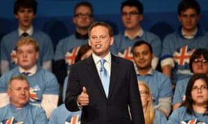 Grant Shapps Conservative Party annual conference 2014