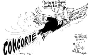 GNM Archive - William Papas Concordess cartoon
