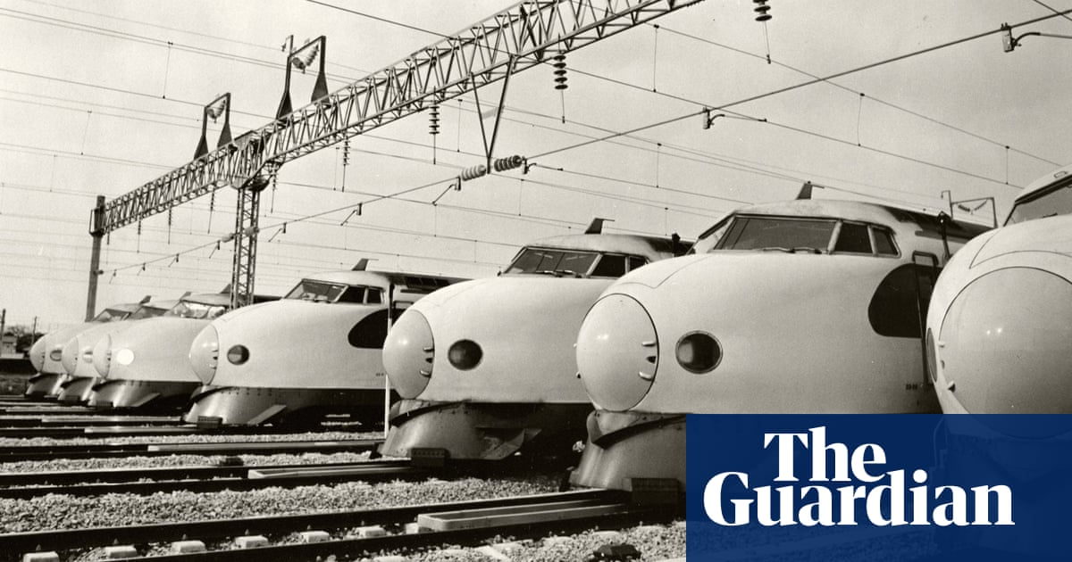 How the Shinkansen bullet train made Tokyo into the monster
