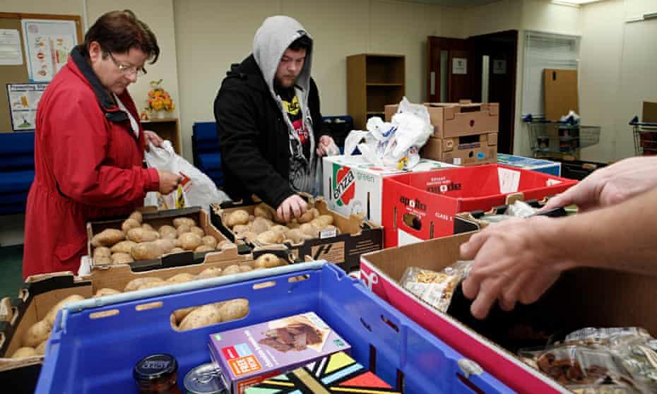 Real Aid Food Bank Charity