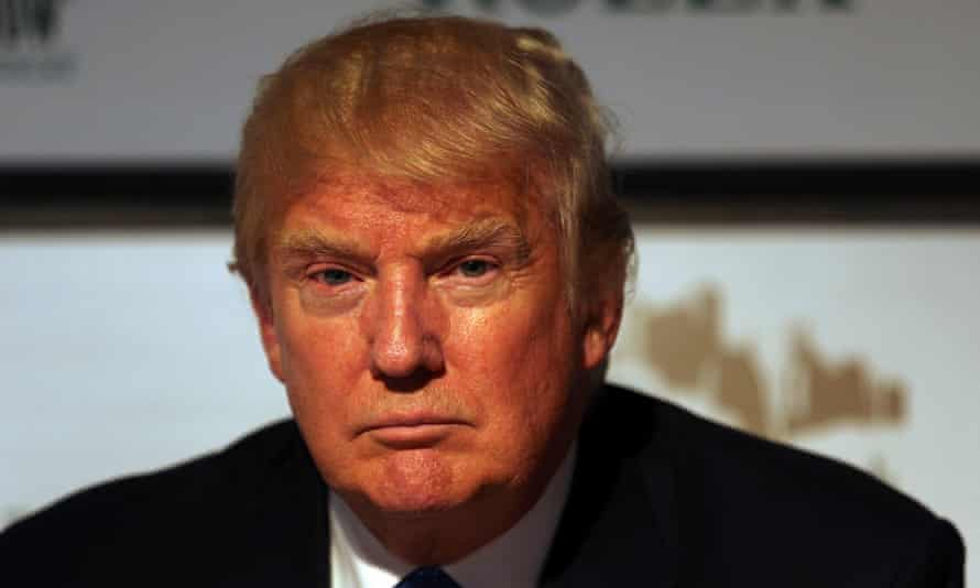 Donald Trump: Twitter prank