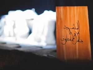 Gardens Speak by Tania El Khoury