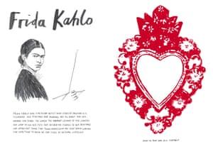 Frida Kahlo great artists