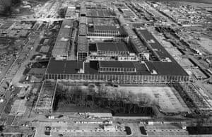 Milton Keynes in 1976