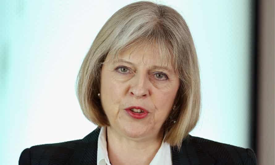 Theresa May,