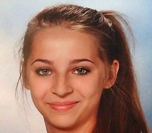 Samra Kesinovic, 16. Her school said she had been speaking out for 'holy war', writing 'I love al-Qaida' around the building.