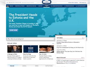 White House comic sans