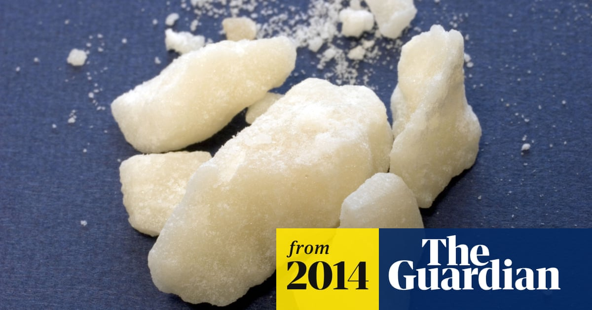 Ice' gains in popularity despite overall methamphetamine use staying