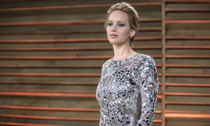 Jennifer Lawrence, one of the victim of hackers.