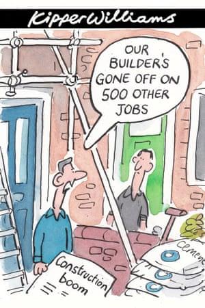 Kipper Williams on the construction skills shortage