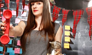New Radicals Lauren Currie