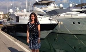 Jo Morgan, who writes for the website OnboardOnline