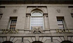 Rotherham town hall