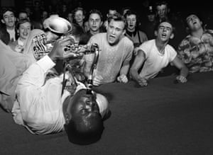 Big Jay McNeely, 1961