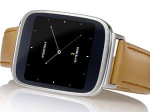 The new ZenWatch.