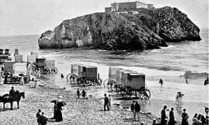 sea-bathing-tenby