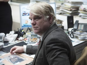 The late Philip Seymour Hoffman in A Most Wanted Man