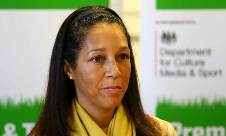 Helen Grant, minister for sport, tourism and equalities, has lent her support to the RFU's strategy