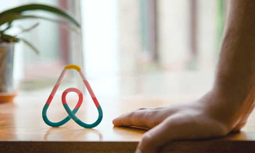 Airbnb's new logo