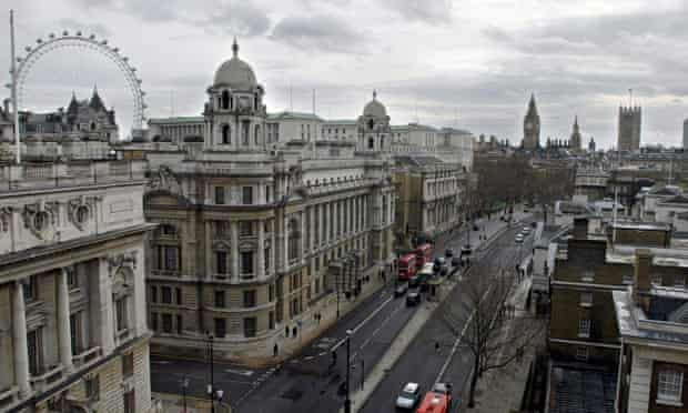 View of Whitehall