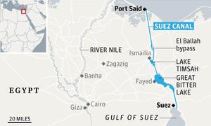Suez canal map 0608 WEB