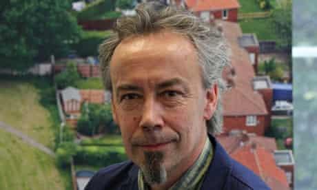 David Rudlin Wolfson prize winner