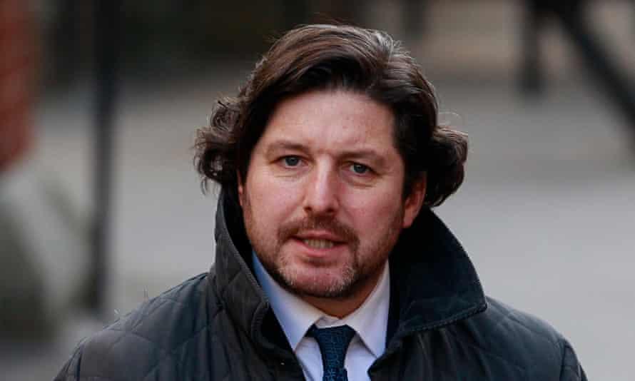 Sunday Mirror editor-in-chief Lloyd Embley